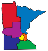 ACDA-MN District Map