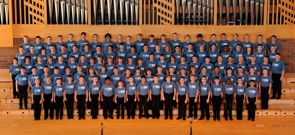State 4-5-6 Boys' Honor Choir Kevin Meidl, guest conductor Shannon Dorschner and Ben Henschel, co-chairs