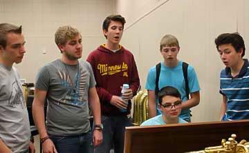SMHS Current Boys Choir