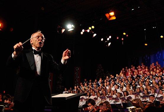 John Ferguson Conducting