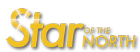 STAR OF THE NORTH Logo